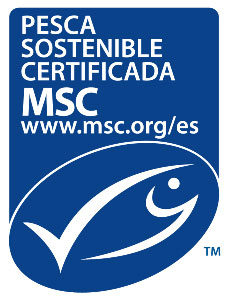 Sello pesca sostenible de MSC