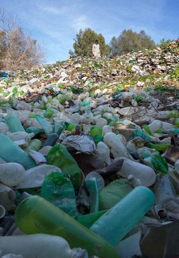 Greenpeace destapa las mentiras de Ecoembes